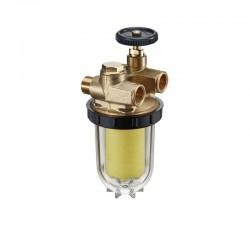 Filtr oleju 2-drogowy GW/GZ...